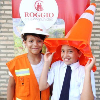 Roggio en la Comunidad, Escuela Fray Bartolomé de las Casas (Asunción) (6)