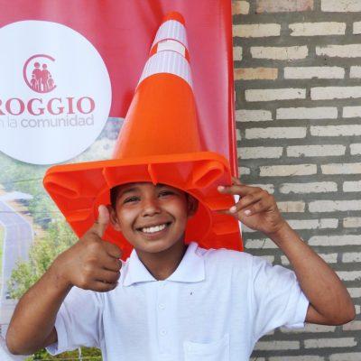 Roggio en la Comunidad, Escuela Fray Bartolomé de las Casas (Asunción) (9)