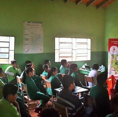 Roggio en la Comunidad, Escuela Ka_a Jovái (Juan E. O_Leary) (30)