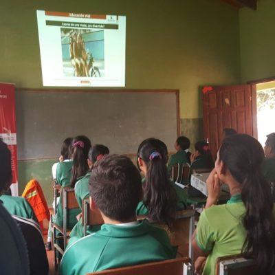 Roggio en la Comunidad, Escuela Ka_a Jovái (Juan E. O_Leary) (31)