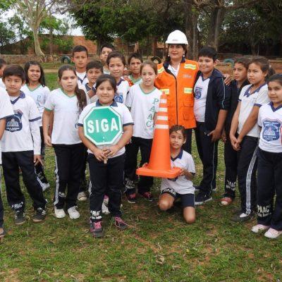 Roggio en la Comunidad, Escuela Profersora Antonia Aveiro de Campuzano (Limpio) (7)