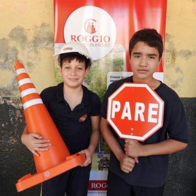 Roggio en la Comunidad, Escuela República de Venezuela (Asunción) (11)