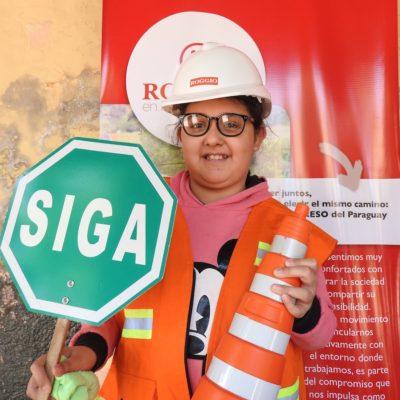 Roggio en la Comunidad, Escuela República de Venezuela (Asunción) (12)