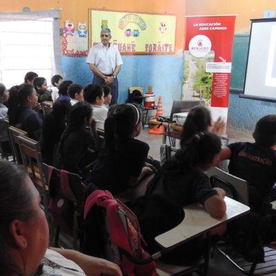 Roggio en la Comunidad, Escuela República de Venezuela (Asunción) (13)