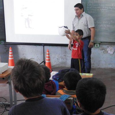 Roggio en la Comunidad, Escuela República de Venezuela (Asunción) (14)