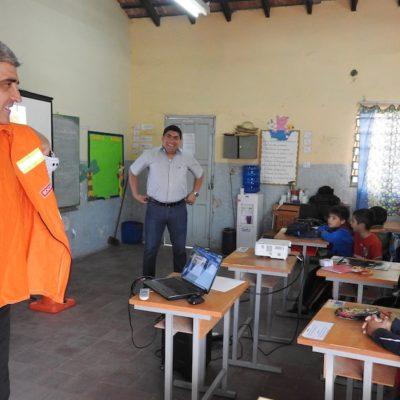 Roggio en la Comunidad, Escuela República de Venezuela (Asunción) (15)