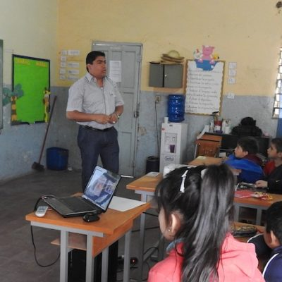 Roggio en la Comunidad, Escuela República de Venezuela (Asunción) (16)
