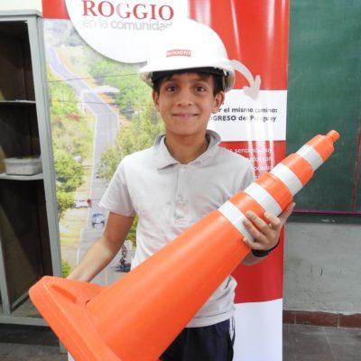 Roggio en la Comunidad, Escuela República de Venezuela (Asunción) (19)