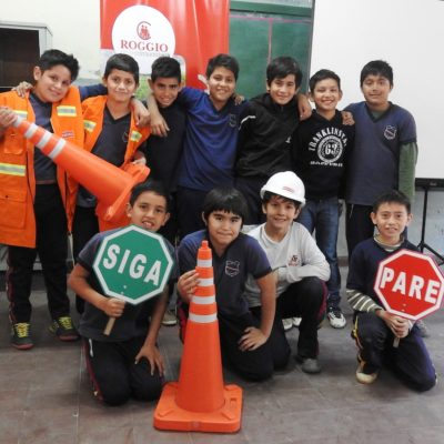 Roggio en la Comunidad, Escuela República de Venezuela (Asunción) (20)