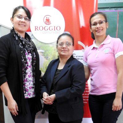 Roggio en la Comunidad, Escuela República de Venezuela (Asunción) (21)