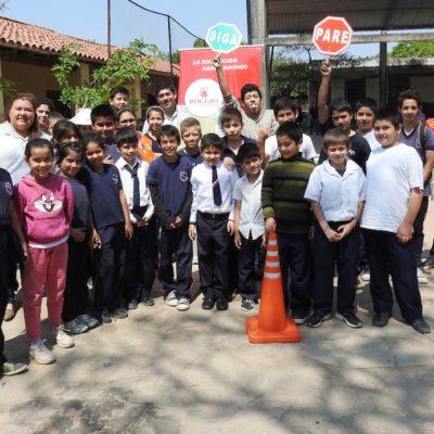 Roggio en la Comunidad, Escuela República de Venezuela (Asunción) (3)