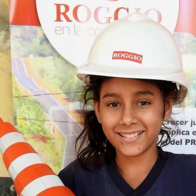 Roggio en la Comunidad, Escuela República de Venezuela (Asunción) (4)