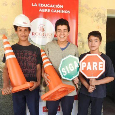 Roggio en la Comunidad, Escuela República de Venezuela (Asunción) (5)