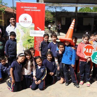 Roggio en la Comunidad, Escuela República de Venezuela (Asunción) (6)