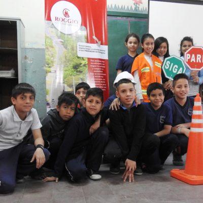 Roggio en la Comunidad, Escuela República de Venezuela (Asunción) (7)