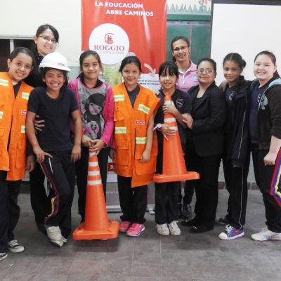 Roggio en la Comunidad, Escuela República de Venezuela (Asunción) (9)