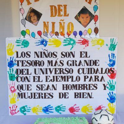 Roggio en la Comunidad, Escuela San Jorge, Juan E. O_Leary, Itapúa (1)