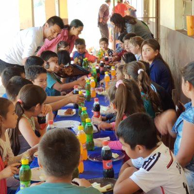 Roggio en la Comunidad, Escuela San Jorge, Juan E. O_Leary, Itapúa (4)