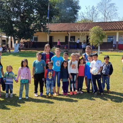 Roggio en la Comunidad, Escuela San Jorge, Juan E. O_Leary, Itapúa (5)