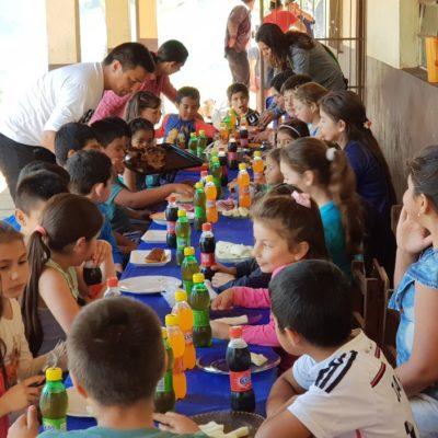 Roggio en la Comunidad, Escuela San Jorge, Juan E. O_Leary, Itapúa (8)