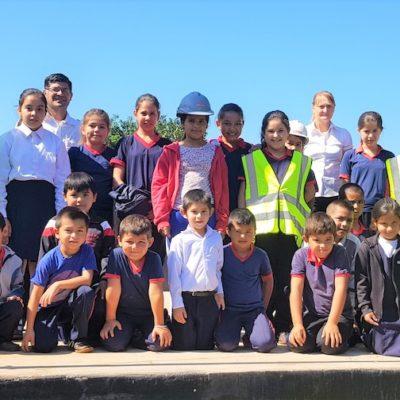 Roggio en la Comunidad, Escuela San Ramón, Yatytay, Itapúa (2)