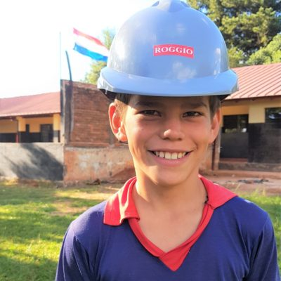 Roggio en la Comunidad, Escuela San Ramón, Yatytay, Itapúa (3)