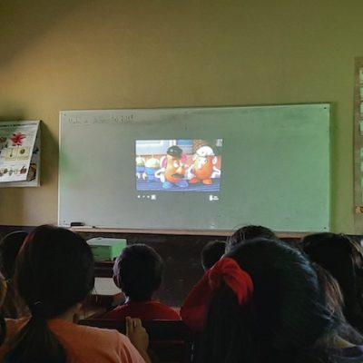 Roggio en la Comunidad, Escuela San Ramón, Yatytay, Itapúa (4)