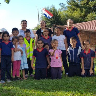 Roggio en la Comunidad, Escuela San Ramón, Yatytay, Itapúa (5)