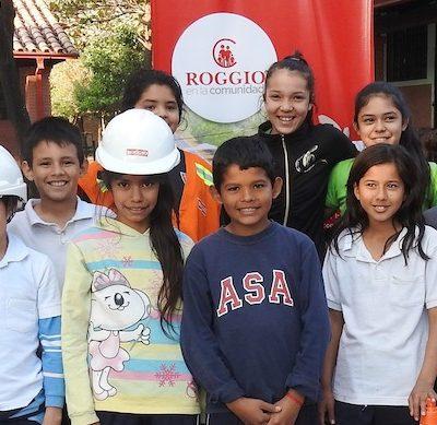 Roggio en la Comunidad, Escuela San Vicente de Paul, Asunción (11)