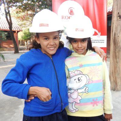 Roggio en la Comunidad, Escuela San Vicente de Paul, Asunción (12)