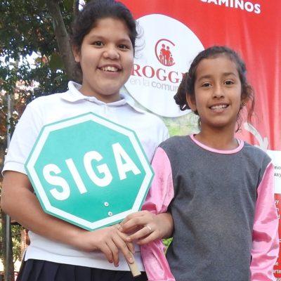 Roggio en la Comunidad, Escuela San Vicente de Paul, Asunción (14)