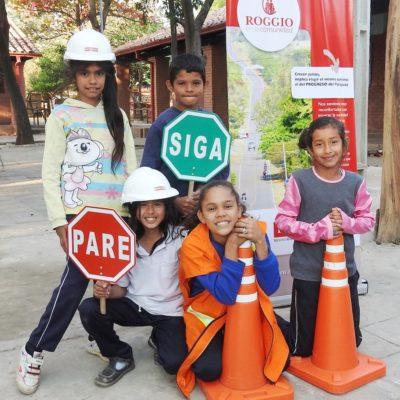 Roggio en la Comunidad, Escuela San Vicente de Paul, Asunción (15)