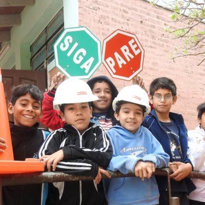 Roggio en la Comunidad, Escuela San Vicente de Paul, Asunción (4)