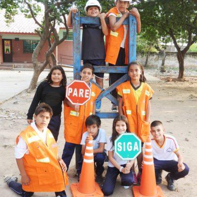 Roggio en la Comunidad, Escuela San Vicente de Paul, Asunción (9)