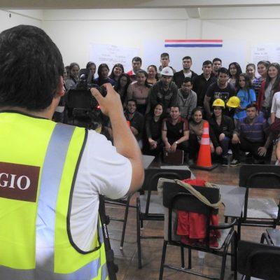 Roggio en la Comunidad, Instituto de Formación Docente, Yatytay, Itapúa (2)