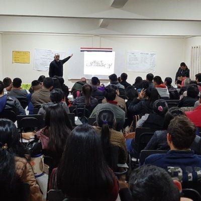 Roggio en la Comunidad, Instituto de Formación Docente, Yatytay, Itapúa (6)