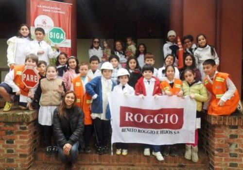 Roggio en la Comunidad, Escuela Artigas (Asunción) (3)